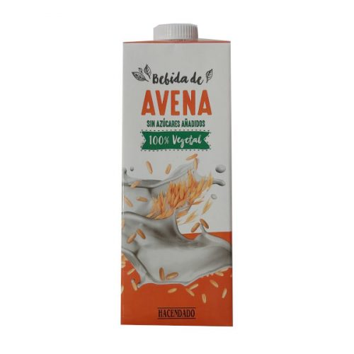 Bebida de Avena Mercadona