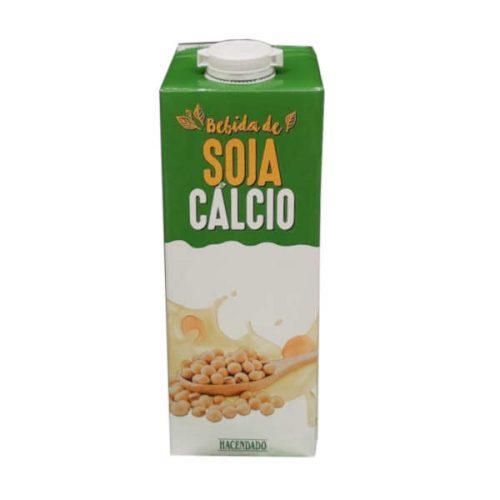 Bebida de soja Mercadona