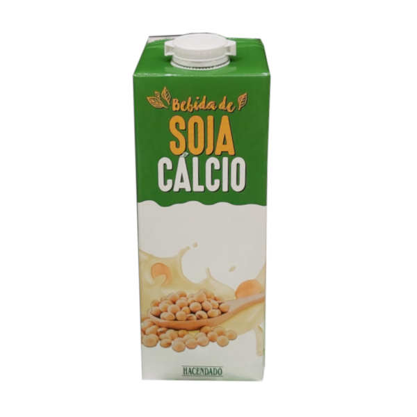 Bebida de Soja (Mercadona)