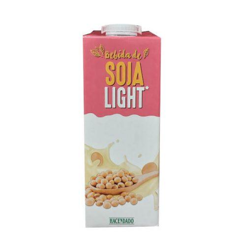 Leche de soja light Mercadona