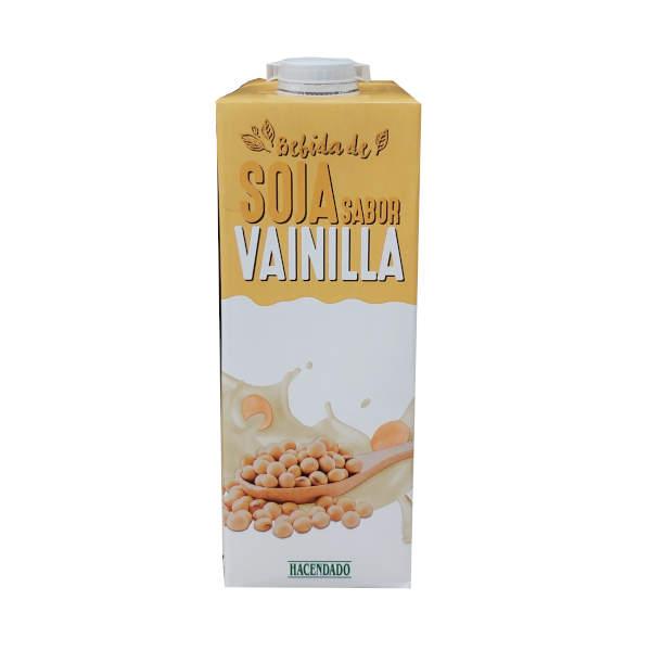 Bebida de Soja Vainilla (Mercadona)