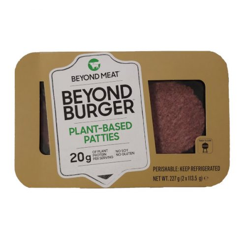 Beyond Burger Pack de 2 hamburguesas