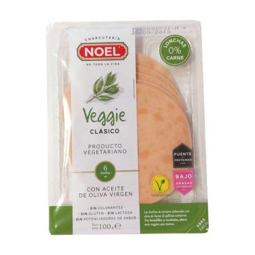 Embutido vegetariano Noel