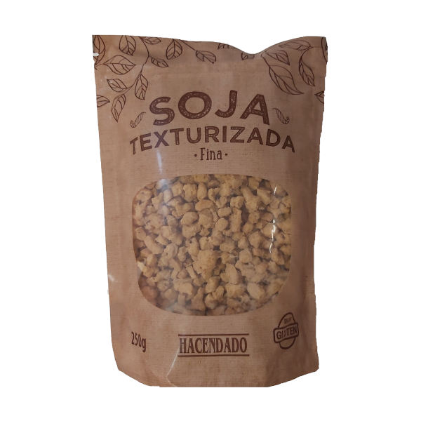 Soja Texturizada (Mercadona)