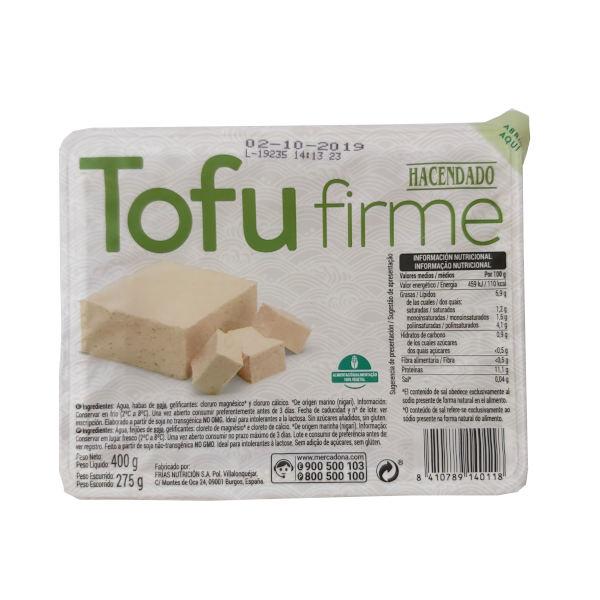 Tofu (Mercadona)