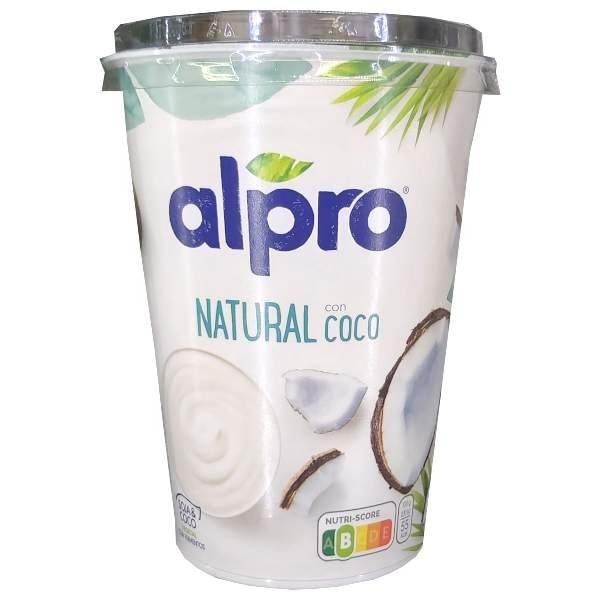 Yogur Alpro Coco