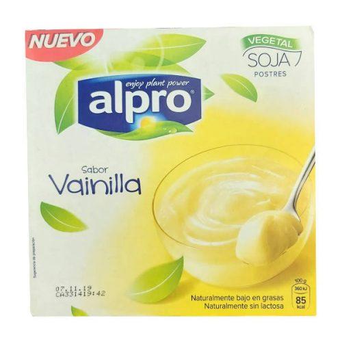 Yogur soja vainilla Alpro