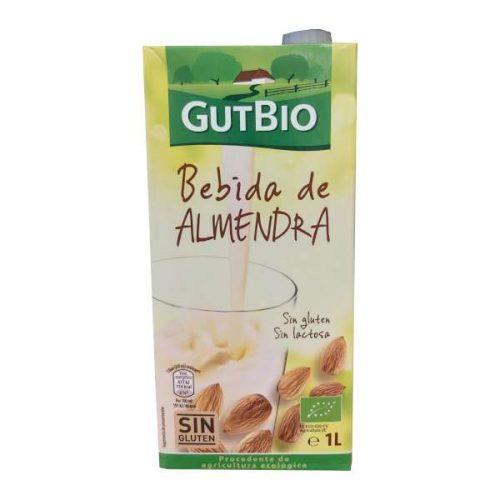 Leche de almendras Aldi Gutbio