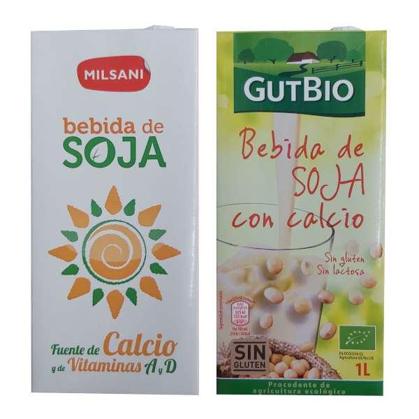 Bebida de soja (Aldi)
