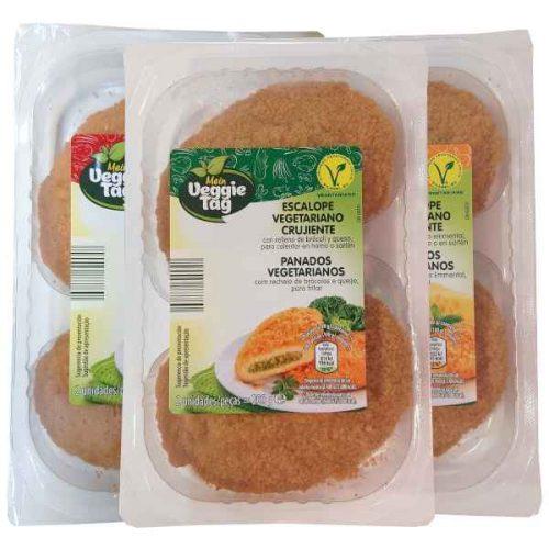 Escalope vegetariano Aldi