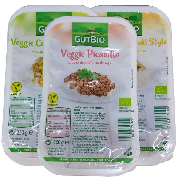 Picadillo vegano (Aldi)