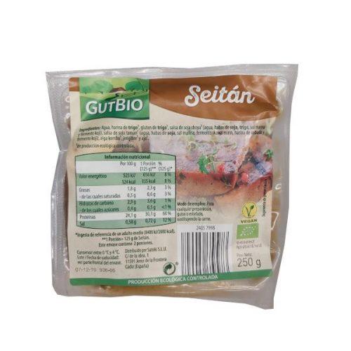Seitan Aldi, marca Gutbio