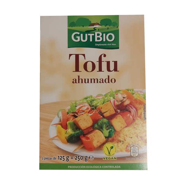 Tofu ahumado (Aldi)