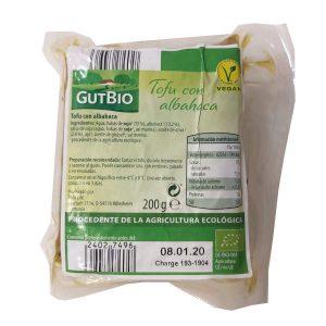 Tofu Aldi con albahaca