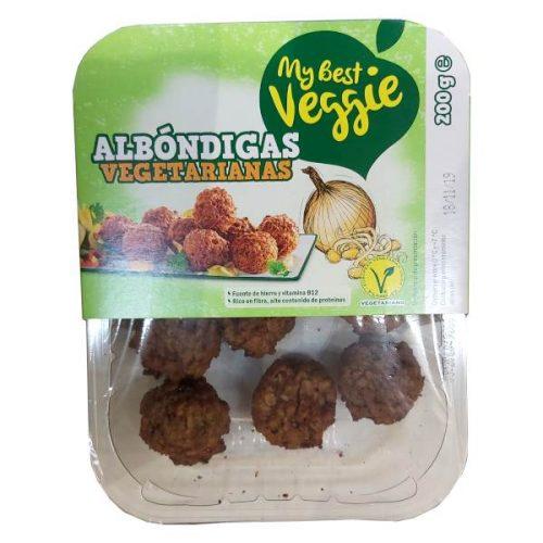 Albóndigas vegetarianas Lidl