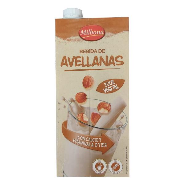 Bebida de Avellana (Lidl)