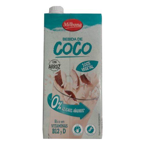 Bebida de coco Lidl