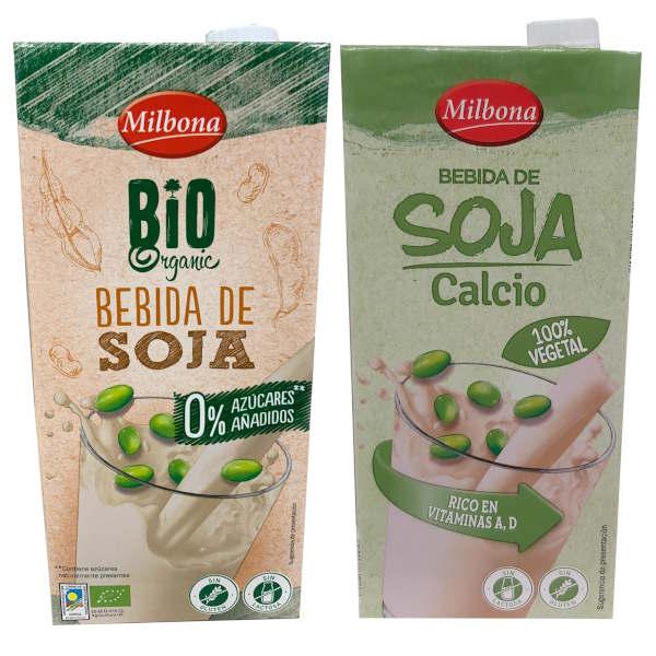 Bebida de Soja (Lidl)