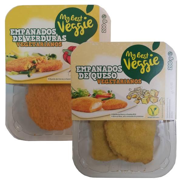 Empanados vegetales (Lidl)
