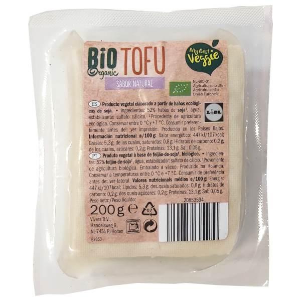 Tofu Lidl BIO 200g