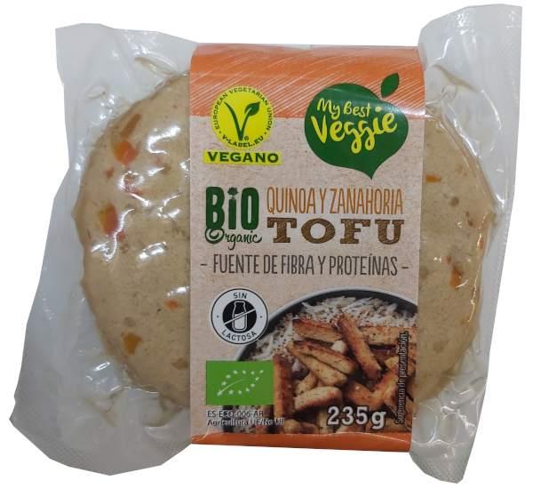 Tofu zanahoria Lidl