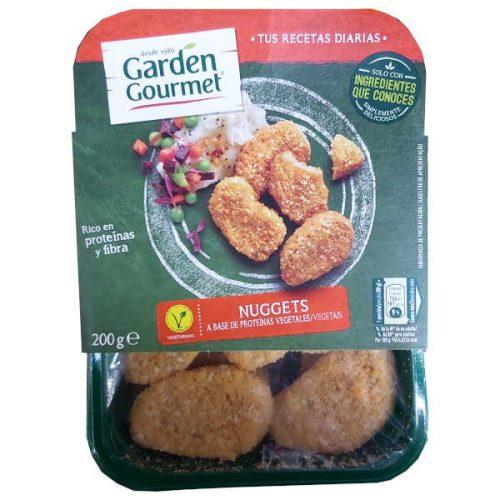 Nuggets Garden Gourmet de Nestle