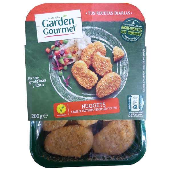 Nuggets (Garden Gourmet)