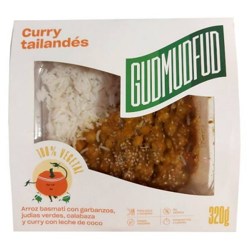 Curry Vegano Lidl - Gudmudfood