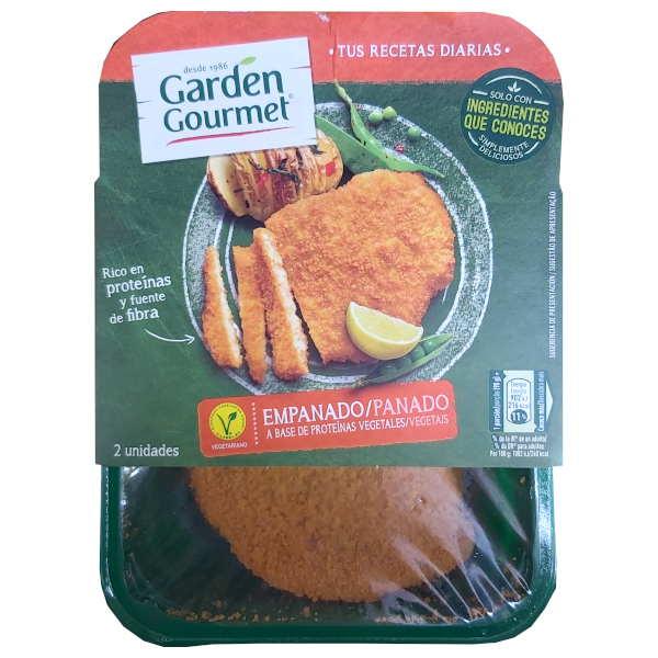 Empanado vegetariano Garden Gourmet (Nestle)