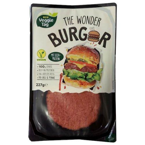 Wonder Burger Aldi Hamburguesa vegana