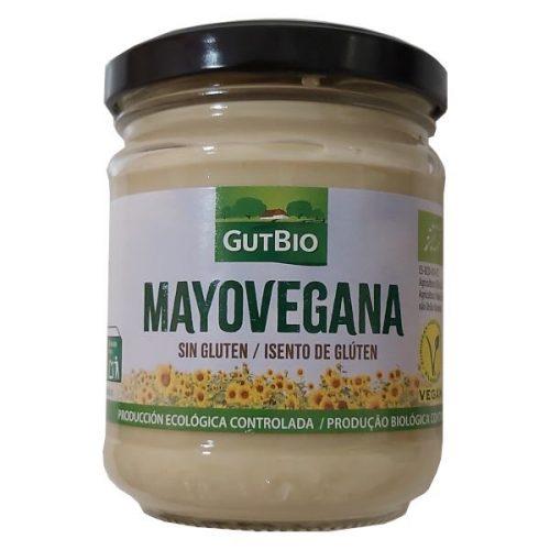 "Mayonesa vegana Aldi ""Mayovegana"" de GutBio"