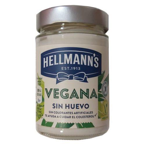 Mayonesa vegana Hellmann's