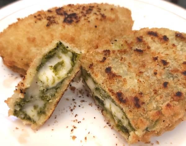 Empanados queso espinacas Garden Gourmet