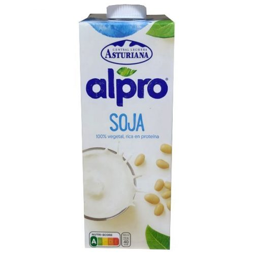 Leche de soja Alpro