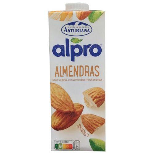 Alpro Almendras - Bebida de almendras Alpro