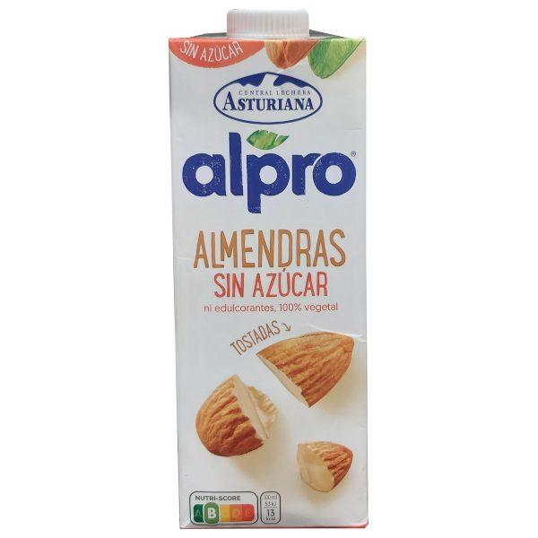 Bebida de Almendras Sin Azúcar (Alpro)