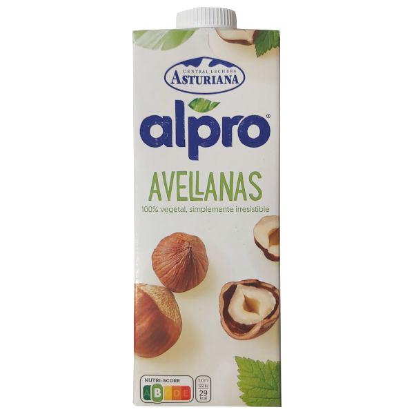 Bebida de avellanas Alpro Avellanas