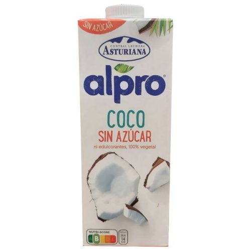 Alpro Coco Sin Azúcar