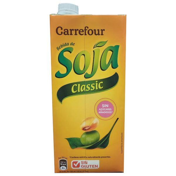 Bebida de Soja Carrefour