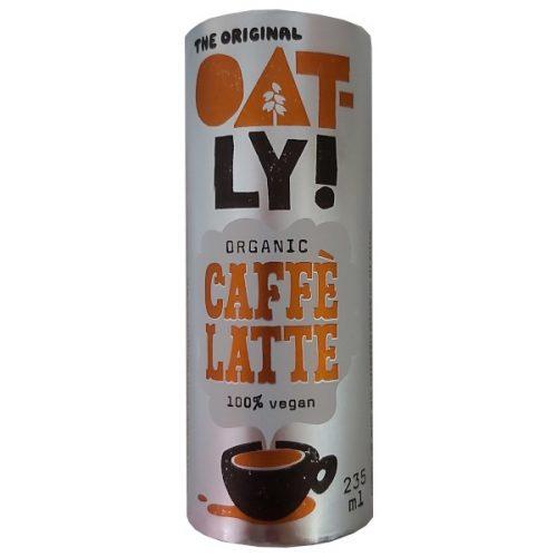 Oatly Caffè Latte - Café vegano para llevar