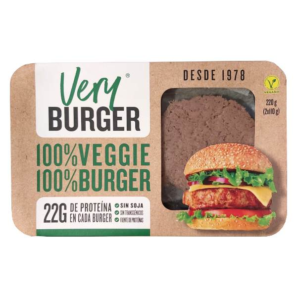 Very Burger (Delatierra)