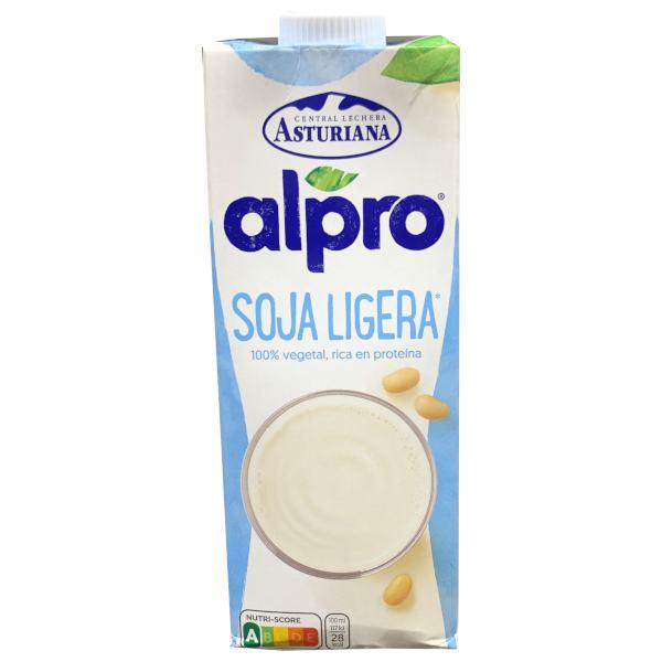 Bebida de Soja Ligera (Alpro)