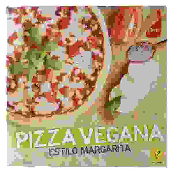Pizza vegana (Aldi)