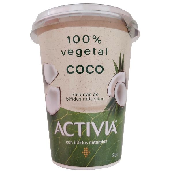 Activia Vegetal Coco