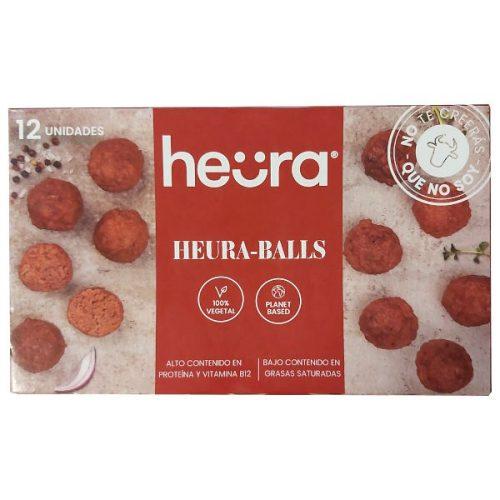 Heura Balls: Albóndigas de Heura