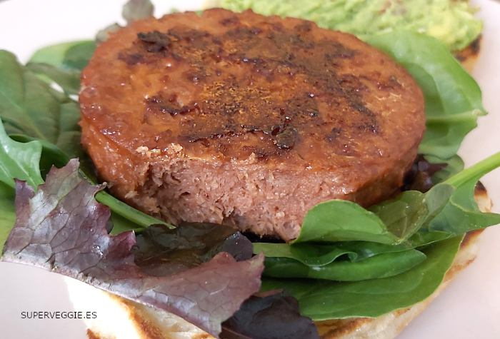 Hamburguesa de Heura, Heura Burger