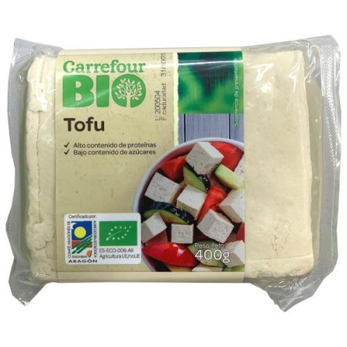 Tofu Carrefour BIO