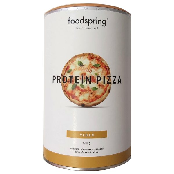 Pizza proteica (Foodspring)