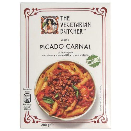 The Vegetarian Butcher: No Carne Picada - Picado Carnal