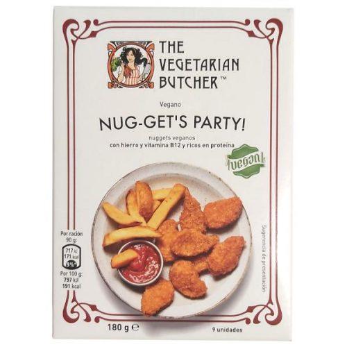 The Vegetarian Butcher: Nuggets veganos